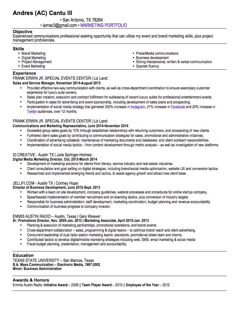 to cv or not to cv  and other job hunt questions