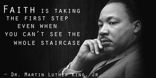 Martin Luther King, Jr. - Faith